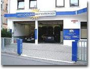 Autoglas Reifenberger Werkstatt Arbeitsplätze Mainz