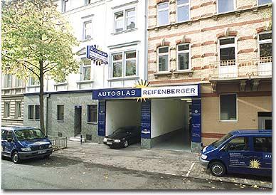 Autoglas Reifenberger Wiesbaden