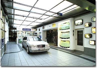 Wiesbaden Hauptstelle Kundenannahme